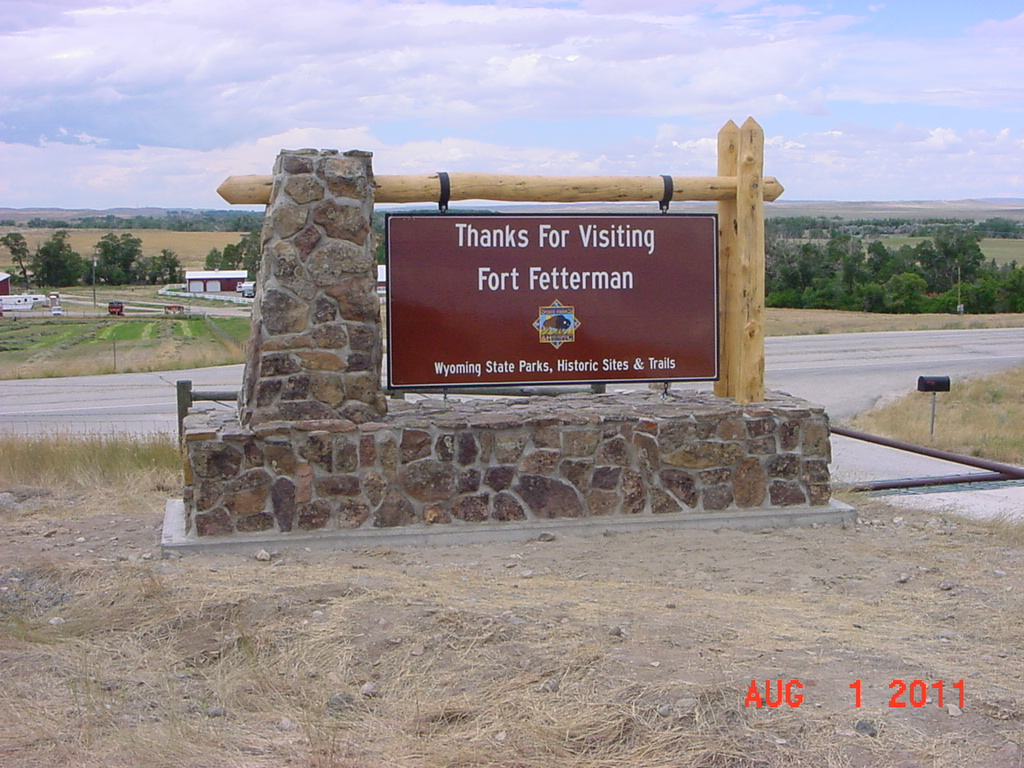 Wyoming State Parks, Historic Sites, & Trails - Group Picnic